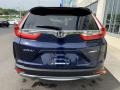 2019 Obsidian Blue Pearl Honda CR-V EX-L  photo #6
