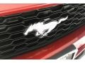 2017 Ruby Red Ford Mustang Ecoboost Coupe  photo #27