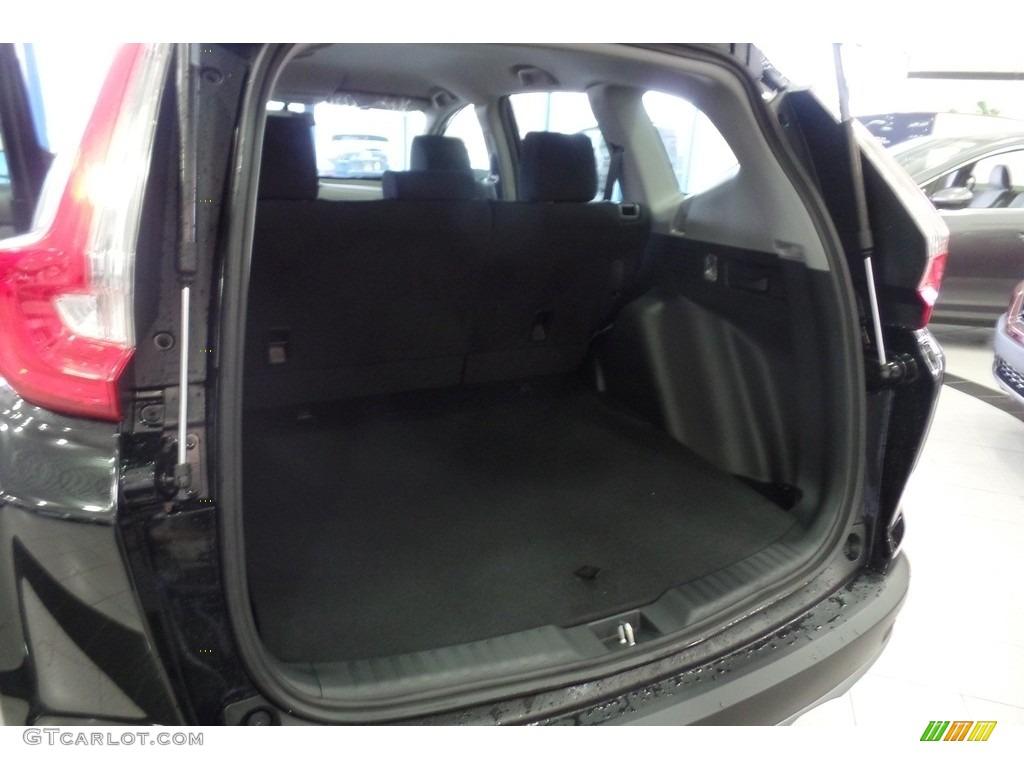 2019 CR-V LX AWD - Crystal Black Pearl / Black photo #10