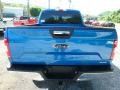 2019 Velocity Blue Ford F150 XLT SuperCrew 4x4  photo #3