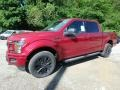 2019 Ruby Red Ford F150 XLT SuperCrew 4x4  photo #6