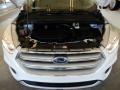 2017 Oxford White Ford Escape SE 4WD  photo #14