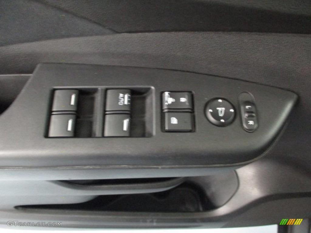 2013 CR-V EX AWD - Crystal Black Pearl / Black photo #17