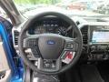 2019 Velocity Blue Ford F150 XLT SuperCrew 4x4  photo #17