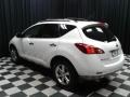 2010 Glacier White Pearl Nissan Murano SL  photo #8