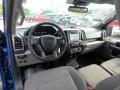 2019 Velocity Blue Ford F150 XLT SuperCrew 4x4  photo #13