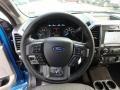2019 Velocity Blue Ford F150 XLT SuperCrew 4x4  photo #16