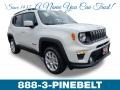 2019 Alpine White Jeep Renegade Latitude 4x4 #133557312
