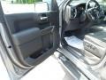 2019 Satin Steel Metallic Chevrolet Silverado 1500 LTZ Crew Cab 4WD  photo #17