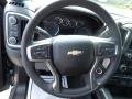 2019 Satin Steel Metallic Chevrolet Silverado 1500 LTZ Crew Cab 4WD  photo #24