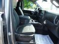 2019 Satin Steel Metallic Chevrolet Silverado 1500 LTZ Crew Cab 4WD  photo #48
