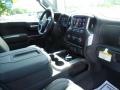 2019 Satin Steel Metallic Chevrolet Silverado 1500 LTZ Crew Cab 4WD  photo #49