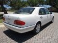 Polar White - E 420 Sedan Photo No. 9