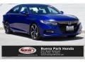 Still Night Pearl 2018 Honda Accord Sport Sedan