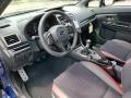Carbon Black Interior Photo for 2019 Subaru WRX #133612013