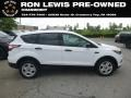 2018 Oxford White Ford Escape S #133599734