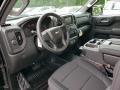 Jet Black Interior Photo for 2019 Chevrolet Silverado 1500 #133617963