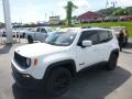 2018 Alpine White Jeep Renegade Latitude 4x4 #133621537