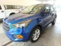2019 Lightning Blue Ford Escape S  photo #5