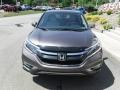 2016 Urban Titanium Metallic Honda CR-V EX AWD  photo #3