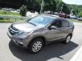 2016 Urban Titanium Metallic Honda CR-V EX AWD  photo #5