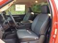 Front Seat of 2019 2500 Tradesman Regular Cab 4x4