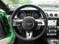Ebony Steering Wheel Photo for 2019 Ford Mustang #133635805