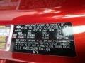2020 Soul LX Mars Orange Color Code M3R