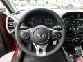 2020 Soul LX Steering Wheel