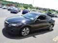 Crystal Black Pearl - Accord EX-L Coupe Photo No. 6