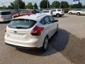 2012 White Platinum Tricoat Metallic Ford Focus SEL 5-Door  photo #6