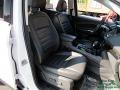 2017 White Platinum Ford Escape Titanium 4WD  photo #11