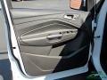2017 White Platinum Ford Escape Titanium 4WD  photo #28