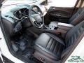 2017 White Platinum Ford Escape Titanium 4WD  photo #29