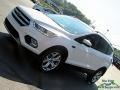 2017 White Platinum Ford Escape Titanium 4WD  photo #32