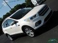 2017 White Platinum Ford Escape Titanium 4WD  photo #33