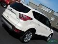 2017 White Platinum Ford Escape Titanium 4WD  photo #34