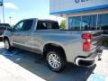 2019 Satin Steel Metallic Chevrolet Silverado 1500 LT Double Cab 4WD  photo #5