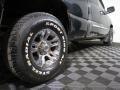 2004 Black Chevrolet Silverado 1500 LS Extended Cab 4x4  photo #13