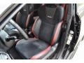 Carbon Black Front Seat Photo for 2018 Subaru WRX #133690869