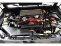2018 WRX STI 2.5 Liter Turbocharged DOHC 16-Valve VVT Horizontally Opposed 4 Cylinder Engine