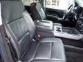 2016 Black Chevrolet Silverado 1500 LTZ Crew Cab 4x4  photo #10