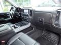 2016 Black Chevrolet Silverado 1500 LTZ Crew Cab 4x4  photo #11