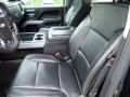2016 Black Chevrolet Silverado 1500 LTZ Crew Cab 4x4  photo #15