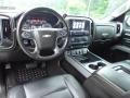 2016 Black Chevrolet Silverado 1500 LTZ Crew Cab 4x4  photo #17