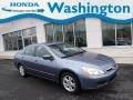 Cool Blue Metallic 2007 Honda Accord EX-L Sedan