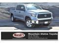 2019 Silver Sky Metallic Toyota Tundra SR5 CrewMax 4x4 #133715202