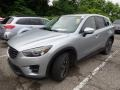 Sonic Silver Metallic 2016 Mazda CX-5 Grand Touring AWD