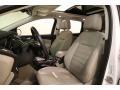 2014 White Platinum Ford Escape Titanium 2.0L EcoBoost 4WD  photo #6