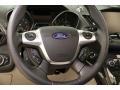 2014 White Platinum Ford Escape Titanium 2.0L EcoBoost 4WD  photo #8